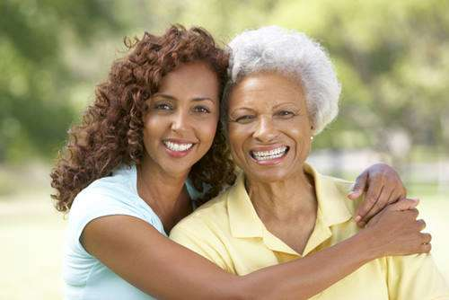 Smiling-mother-and-daughter_shutterstock_43969753
