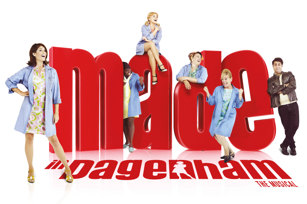 Made in Dagenham at Adelphi Theatre West End London