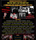 UNDERCOVER FESTIVAL V @ Dreamland Margate Kent (UK) 8 & 9 Sept 2017