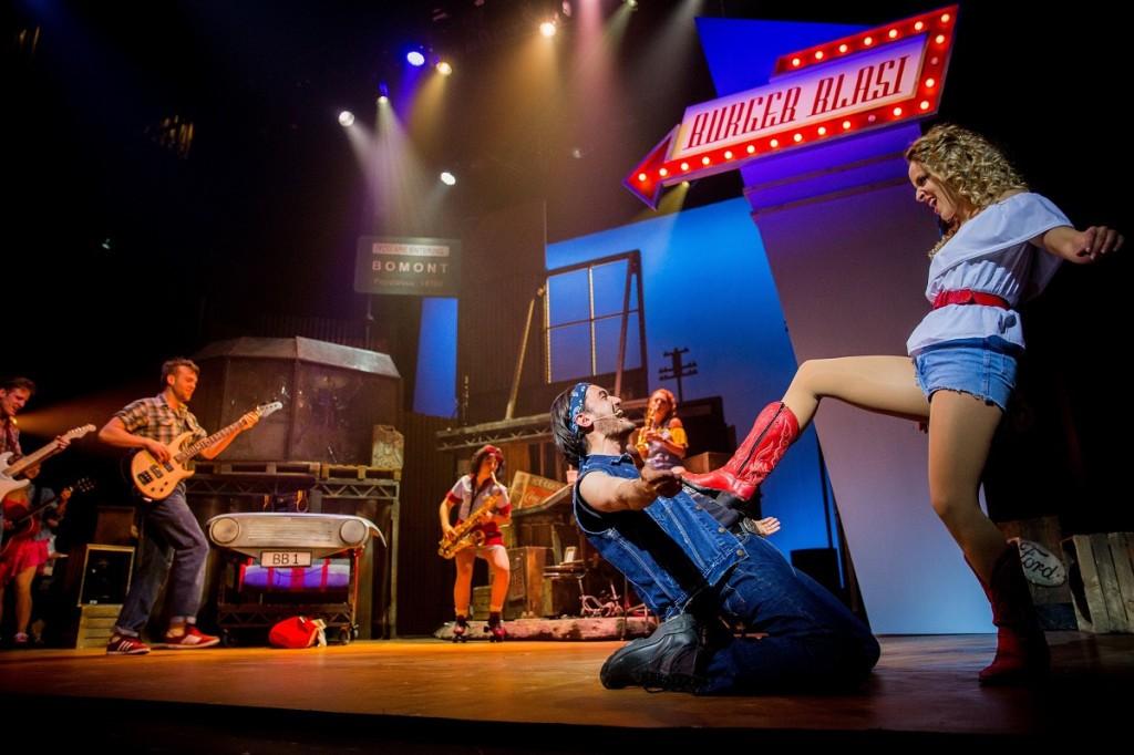 Footloose The Musical Chester 2017 - Photo Credit Matt Martin
