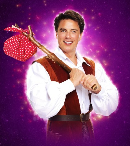 John Barrowman Dick Whittington Manchester 2017