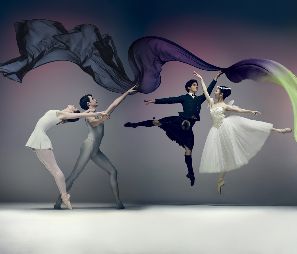 English-National-Ballet-Manchester Song of the Earth and La Sylphide by Jason Bell